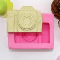 Camera silicone mold for fondant or chocolate etc L149