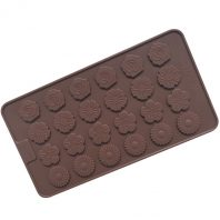Flowers Silicone Mould Tray LMH043