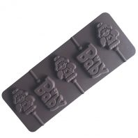 Baby Girls Silicone Mould Tray LMH045