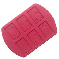 Cards Silicone Mould Tray LMH055