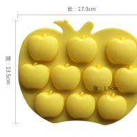 Apples Silicone Mould Tray LMH059
