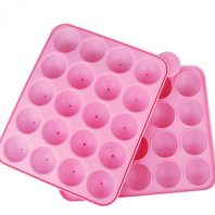 20 Cavities Ice Ball Silicone Mould Tray LMH069