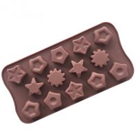 Muti Stars Silicone Mould Tray LMH071