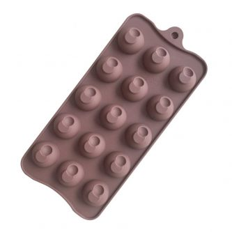 Chocolate Candy Silicone Mould Tray LMH078