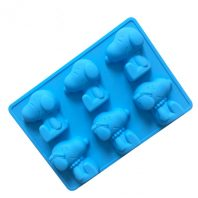Pet Dogs Silicone Mould Tray LMH084