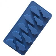 10 Cavities Blocks Silicone Mould Tray LMH085
