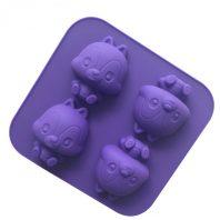 Cartoon Bears Silicone Mould Tray LMH093