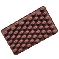 Classic Coffee Beans Silicone Mould Tray LMH123