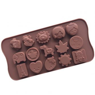 LOVE Series Silicone Mould Tray LMH195