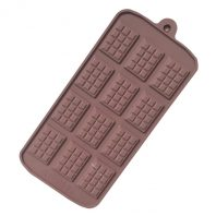 Chocolate Plate Silicone Mould Tray LMH202