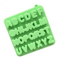 Classic Letters Silicone Mould Tray LMH620