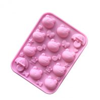 Multi Frogs Silicone Mould Tray LMH628