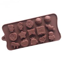 LOVE Boy Girl Silicone Mould Tray LMH643