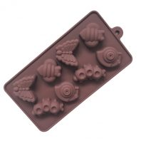 Butterfly Silicone Mould Tray LMH648
