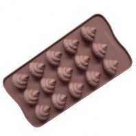 15 Cavities Creative Expression Silicone Mould Tray LMH661