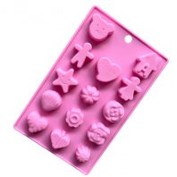 LOVE Boy & Girl Silicone Mould Tray LMH667