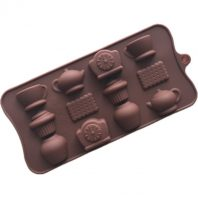 Tea Cups Silicone Mould Tray LMH672