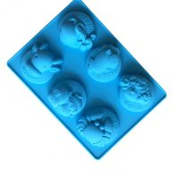 Multi Animals Silicone Mould Tray LMH701