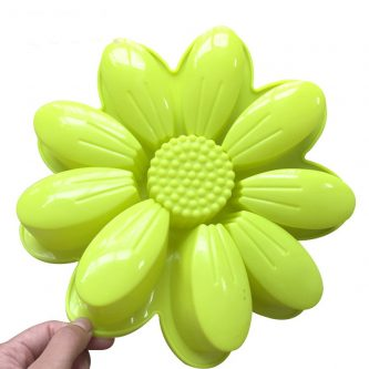 Sunflower Silicone Mould Tray LMH728