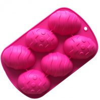 Easter Eggs Silicone Mould Tray LMH734